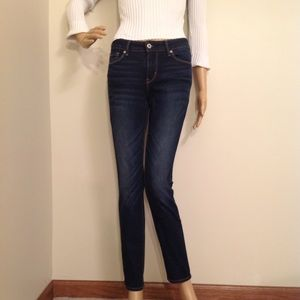 LEVIS DENIZEN SLIM SIZE 2 medium length